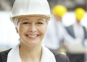 construction-woman